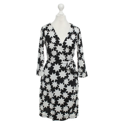 Diane von Furstenberg Motivo Wrap Dress