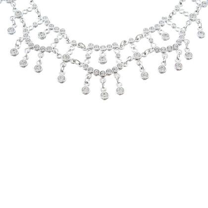 Swarovski Necklace with gemstones