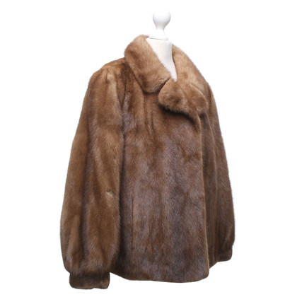 Andere merken Fur Jacket in Light Brown