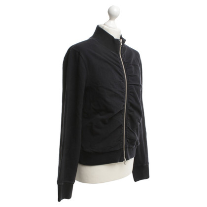 DKNY Sweatjacke in Schwarz