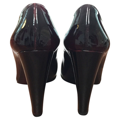 Miu Miu High Heels in Bordeaux
