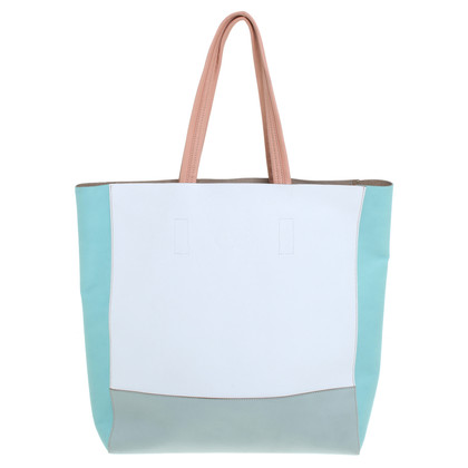 Escada totebag in de kleurenmix