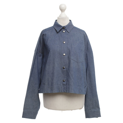 Jil Sander Jacket in blue
