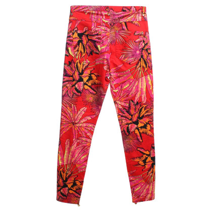 Versace for H&M Jeans with floral print
