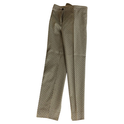 Etro trousers with graphic pattern