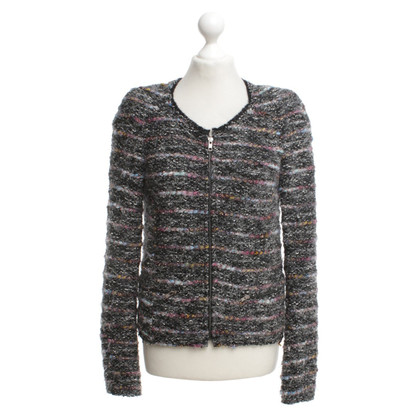 Isabel Marant Bouclé jacket in multicolor