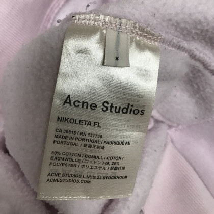 Acne chandail
