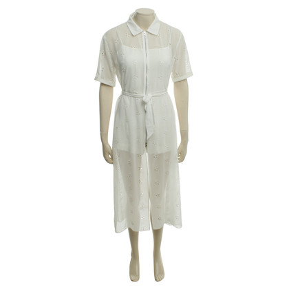 Sandro Dress in white