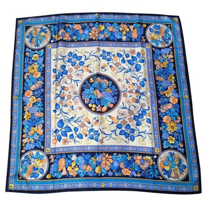 Loewe square silk