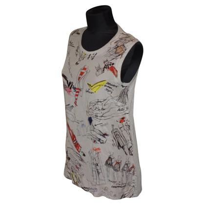 Dolce & Gabbana Zijden hemd patroon