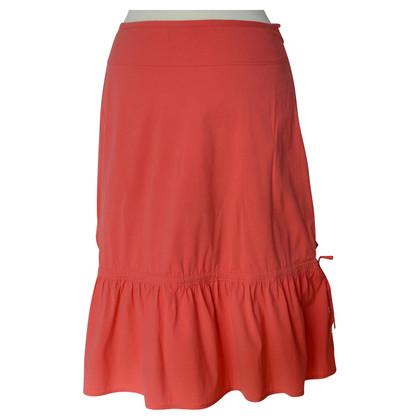 Philosophy di Alberta Ferretti skirt with flounces