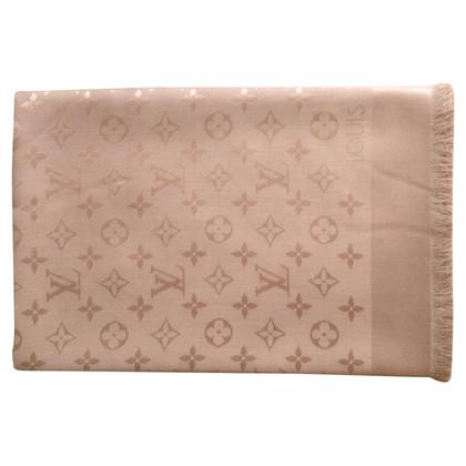 Louis Vuitton Monogram cloth in Capucine