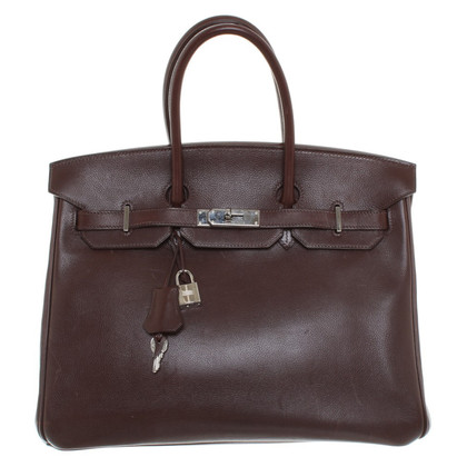 "Hermès ""Birkin Bag 35"" in Bordeaux"