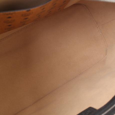MCM Shopper im Patchwork-Design Bunt / Muster Freie Versandpreise khfUDoctD