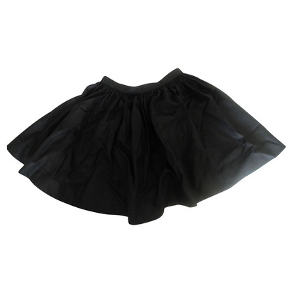 Alaïa Mini skirt in black
