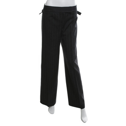 Karen Millen trousers with stripe pattern