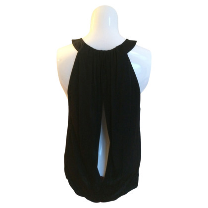 Versace Sexy sleeveless top with neckline