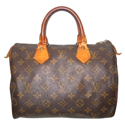 Louis Vuitton Speedy 25 Monogramm