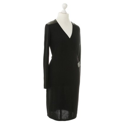 Ralph Lauren Long sleeve dress in black