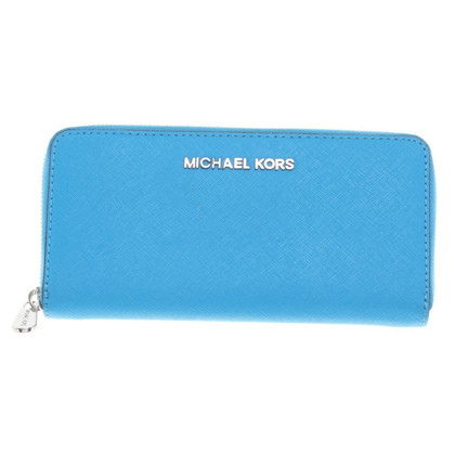 Michael Kors Wallet in turquoise