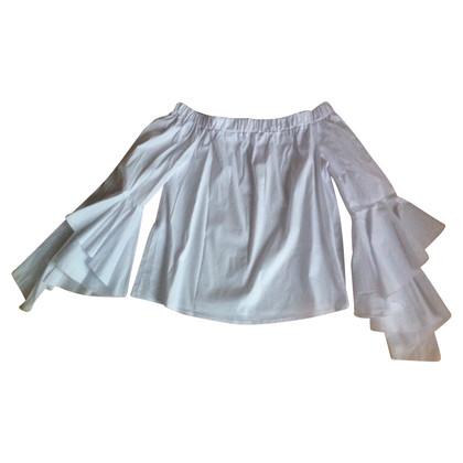 Laurèl Shoulder-free blouse