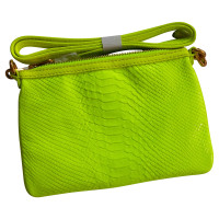 Marc by Marc Jacobs Neon yellow cross body bag