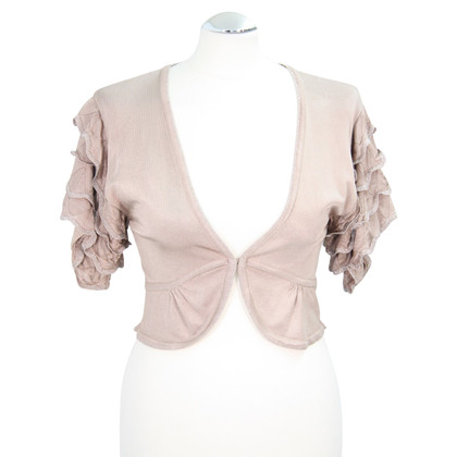 Karen Millen Bolero in brown
