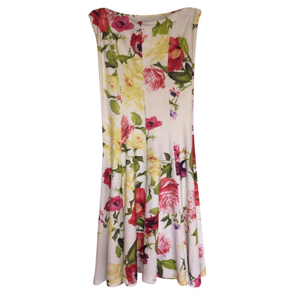 Roberto Cavalli skirt with a floral pattern