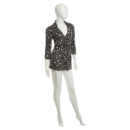 """Diane von Furstenberg Jumpsuit """"Skylar"""" with pattern"""