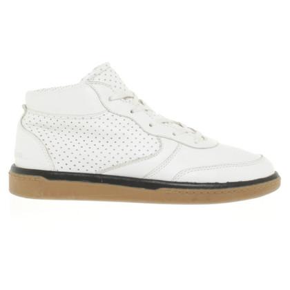 Dolce & Gabbana Sneaker in Weiß