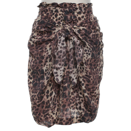 Isabel Marant Etoile skirt made of silk