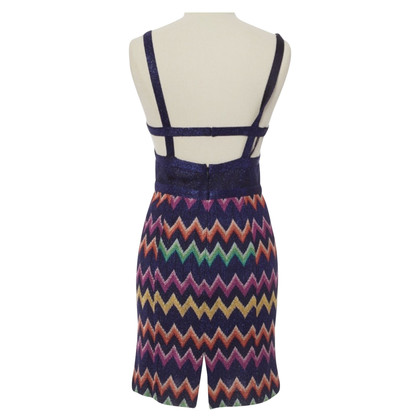Missoni Strap dress with pattern