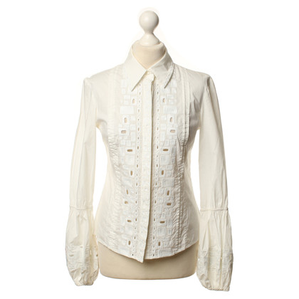 Catherine Malandrino Blouse with embroidery
