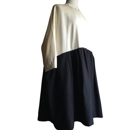 Dries van Noten Two-colored overcoat