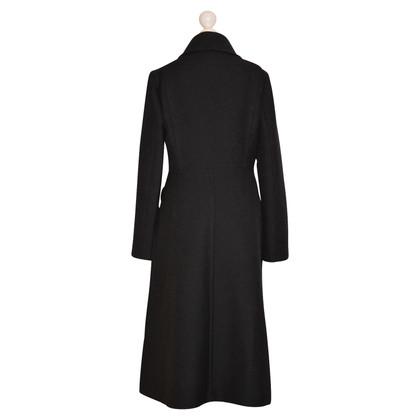 Alberta Ferretti wool coat