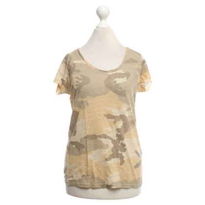 Majestic Top met camouflagepatroon