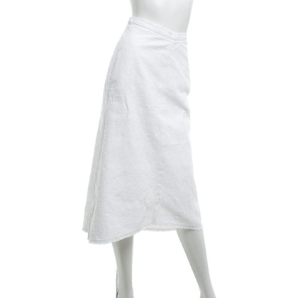 Dorothee Schumacher skirt in white