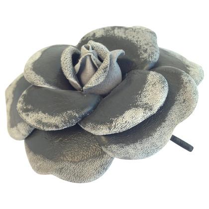 Chanel Camellia brooch