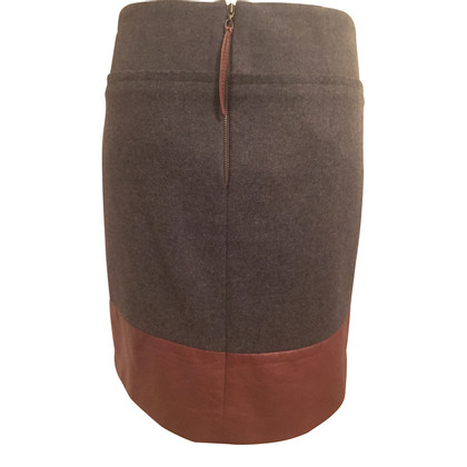 Brunello Cucinelli skirt with applications