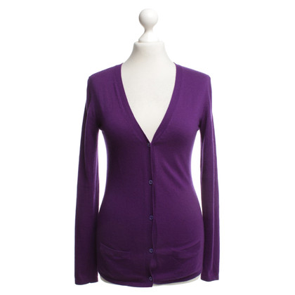 Strenesse Cardigan in purple
