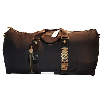 Moschino overnight bag