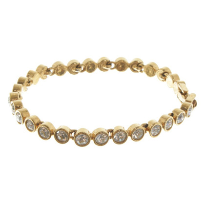 Swarovski Bracelet in gold colors