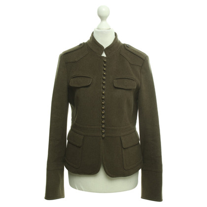 J. Crew Giacca in verde scuro