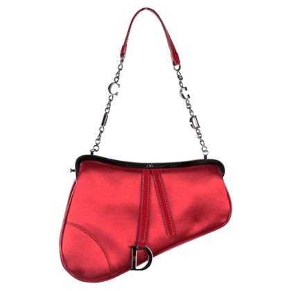 Christian Dior Handbag in red