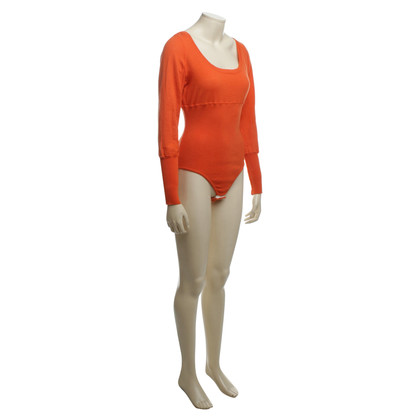 Christian Dior Woll-Body in Orange