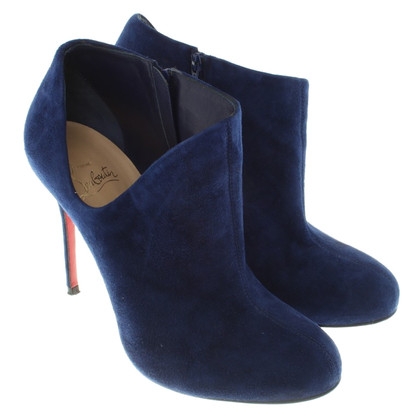 Christian Louboutin Ankle boots in blue
