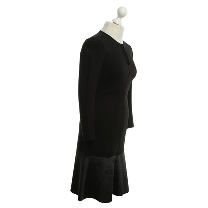Schumacher Dress with velvet