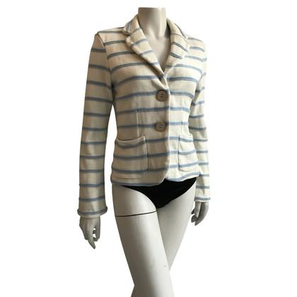 Manoush Blazer with stripe pattern