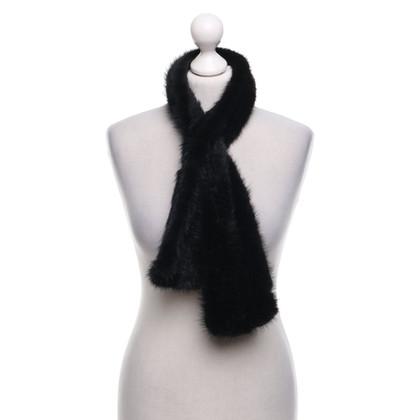 Basler Sjaal gemaakt van nerts