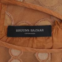 Bruuns Bazaar top in Orange